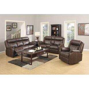 Rockville Reclining Configurable Living Room Set by Red Barrel Studio