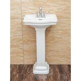 Small Bathroom Pedestal Sink Wayfair