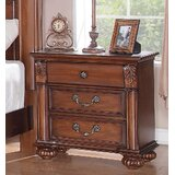 Leigh 3 Drawer Bachelor's Chest by Fleur De Lis Living