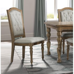 Elena Upholstered Dining Chair (Set of 2)