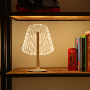 LED Illusion 11 Table Lamp