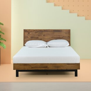 Serenity Platform Bed by Union Rustic