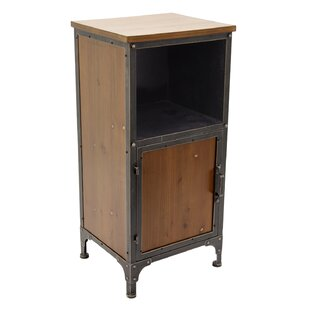 Cioffi 1 Door Accent Cabinet b..