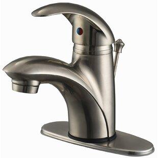 Ultra Faucets Three Hole Centerset Bathroom ..