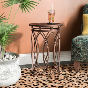 Lukas End Table by World Menagerie