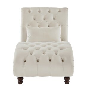 Sagebrush Tufted Chaise Lounge  sc 1 st  Wayfair.com : chaise chair - Sectionals, Sofas & Couches