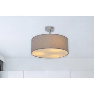 Save  sc 1 st  Wayfair & Ceiling Bathroom Lights Flush | Wayfair.co.uk