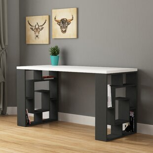 Inexpensive Inispollan Modern Desk By Ivy Bronx