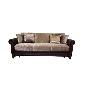 Shah Convertible Sleeper Sofa By Rosdorf Park