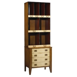 Read Reviews Eastep Standard Bookcase by Bloomsbury Market