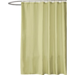 Channel Single Shower Curtain