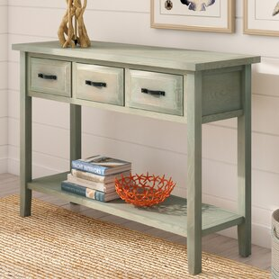 Crystal River Console Table
