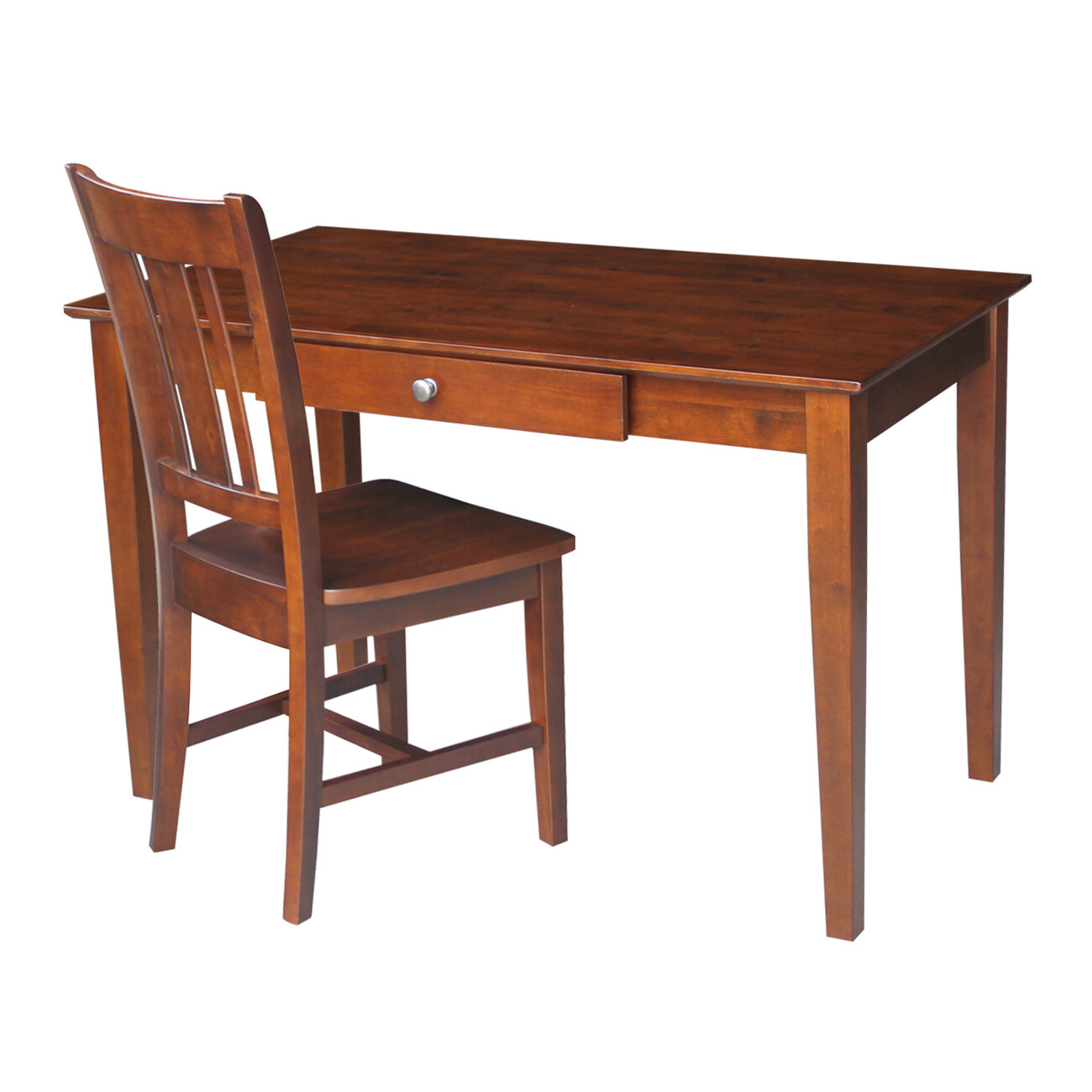 Fabulous Lanagan Writing Desk And Chair Set Dailytribune Chair Design For Home Dailytribuneorg