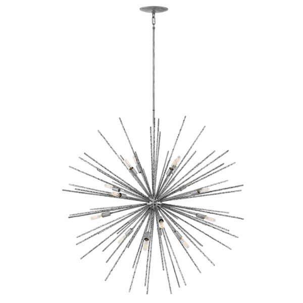 Tryst 16 Light Sputnik Chandelier