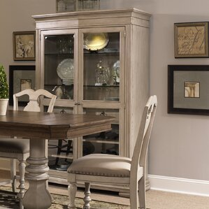 Napa Valley Curio Accent Cabinet by Sage ..
