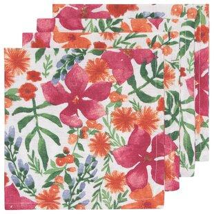 Botanical Print Placemats Wayfair