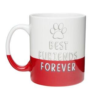 Hutson Best Furiends Forever Coffee Mug