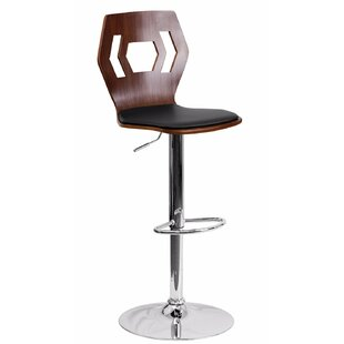 Chance Adjustable Height Swivel Bar Stool