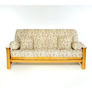 Pekoe Box Cushion Futon Slipcover