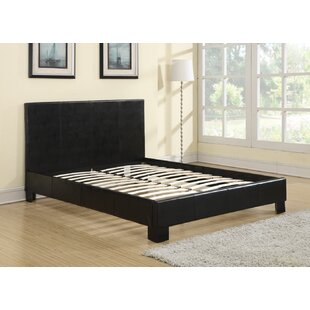 Find Hiebert Upholstered Platform Bed by Latitude Run Reviews (2019) & Buyer's Guide