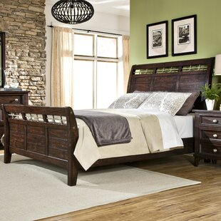Haven Sleigh Bed