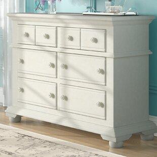 Montcerf Double 6 Drawer Dresser by Lark Manor