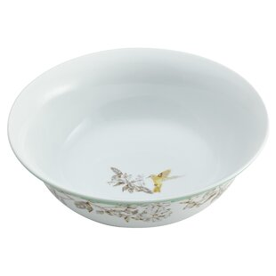 Fruitful Nectar Porcelain Round Soup Bowl