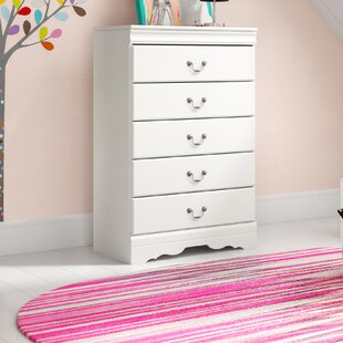 Aeroome 5 Drawer Dresser