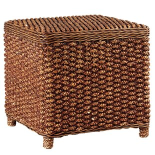 Best Reviews Water Hyacinth End Table by Ibolili