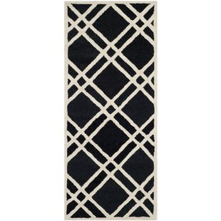 Price Check Martins Hand-Tufted Wool Area Rug By Wrought Studio