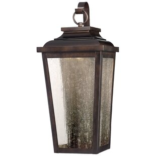 Read Reviews Mayhugh 1-Light 13W LED Outdoor Wall Lantern By Three Posts