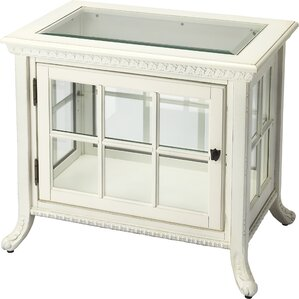 Chopin Chair Side Curio Cabinet by Butler
