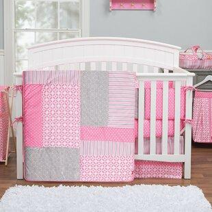 Bargain Toomey Lattice Fitted Crib Sheet ByHarriet Bee