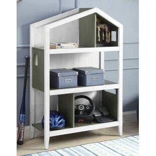 Heloise Standard Bookcase By Harriet Bee