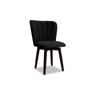 Patsy Upholstered Dining Chair by Ivy Bronx Modern
