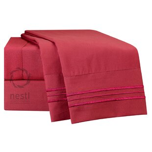 Nestl Bedding Quetzal Microfiber Sheet Set
