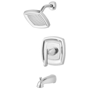American Standard Edgemere Thermostatic Tub and Shower Faucet Lever