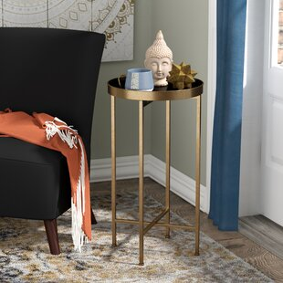 Tiara End Table Mistana