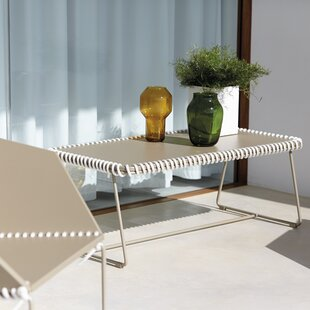 Textile Plastic/Resin Coffee Table by Gandia Blasco