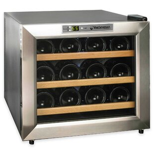 12 Bottle Silent Series Single Zone Free-Standing Wine Cooler