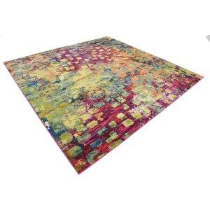 Massaoud Multicolor Area Rug