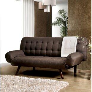 Wiltz Mid-Century Modern Convertible Sofa..