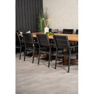 Baek 10 Seater Dining Set By Sol 72 Outdoor