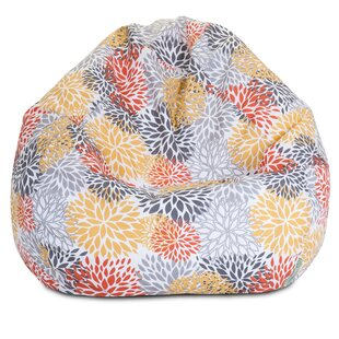 Blooms Bean Bag Chair By Majestic Home Goods