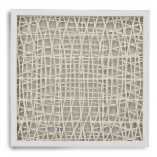 Great Abstract Paper Framed Wall Art