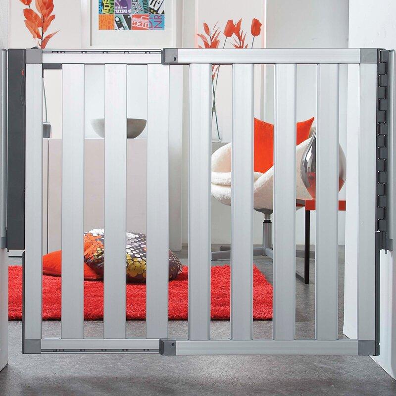 Munchkin Loft Aluminum Safety Gate Amp Reviews Wayfair
