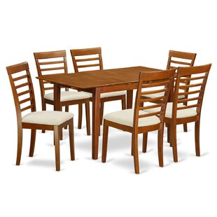 Picasso 7 Piece Extendable Dining Set by ..