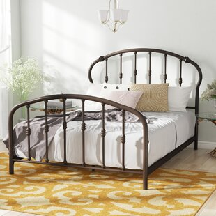 Three Posts Woodburn Queen Sleigh Bed