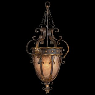 Fine Art Lamps Castile 3-Light Urn Pendant