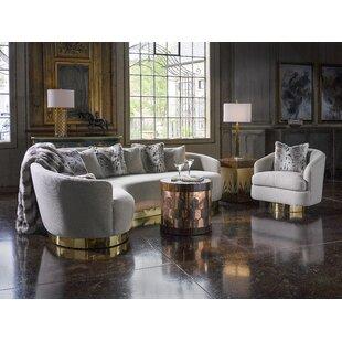 Everly Quinn Kennett Configurable Living Room Set